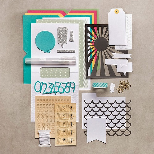 Hooray It's Your Day Card Kit